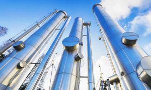 Gas Pipeline Installation