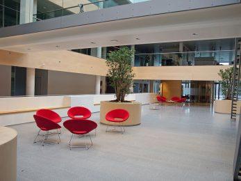 Modern Waiting Room Reception