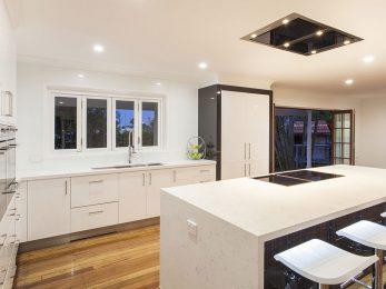Modern Kitchen Rewiring