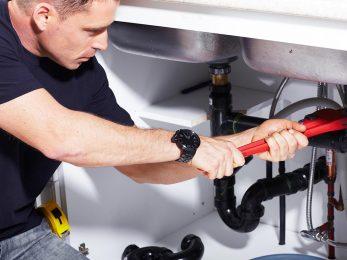 Domestic Kitchen Leak Repaired